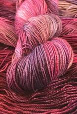 Palouse Yarn Co Organic Merino Sock Northern Lights