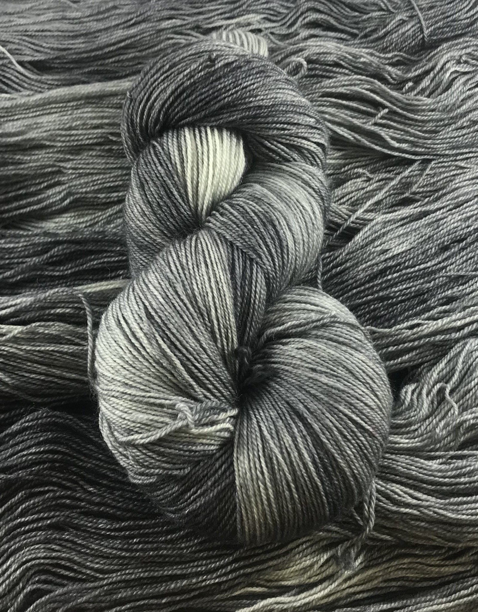 Palouse Yarn Co Organic Merino Sock Tempest