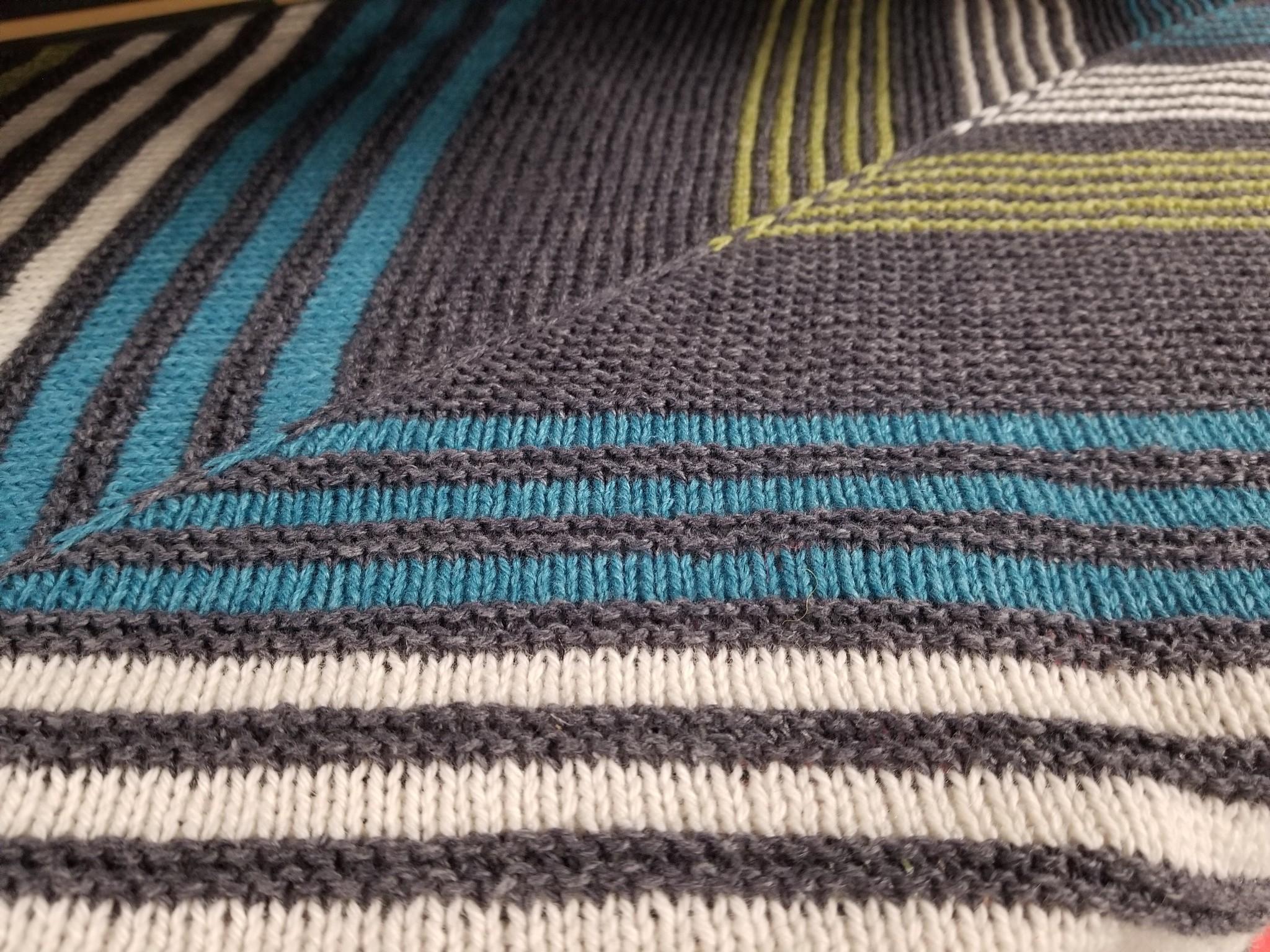 morrison shawl united