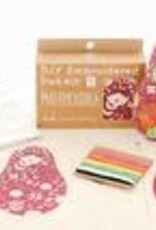 Kiriki Embroidery Kit Level 3 matroyshka doll