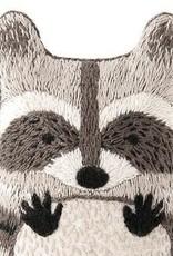 Kiriki Embroidery Kit Level 3 raccoon