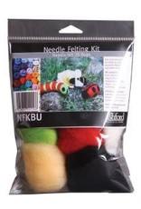 Ashford Needle Felting Bugs Kit