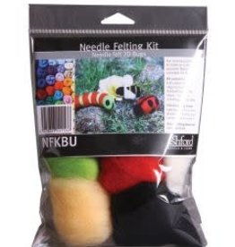 Ashford Needle Felting Bugs Kit