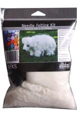 Ashford Needle Felting Sheep Kit