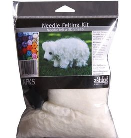 Ashford Needle Felting Sheep Kit