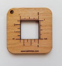 Katrinkles Minis 1 inch square