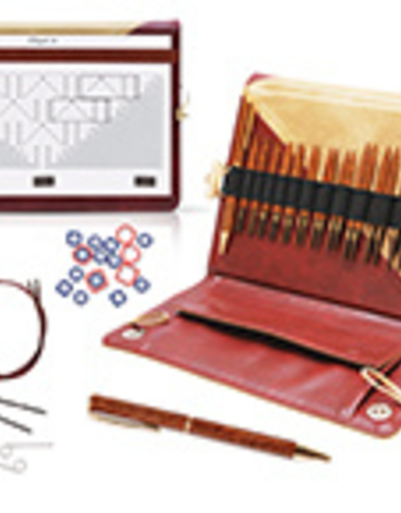 Knitters Pride GingerDeluxe Short Tip Interchanger Set