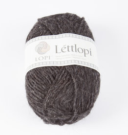 Lettlopi 50g 05 black heather