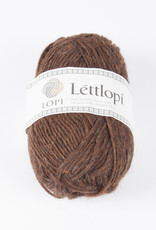 Lettlopi 50g 0867 chocolate heather