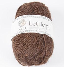 Lettlopi 50g 0867 chocolate heather