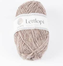 Lettlopi 50g 85 oatmeal heather