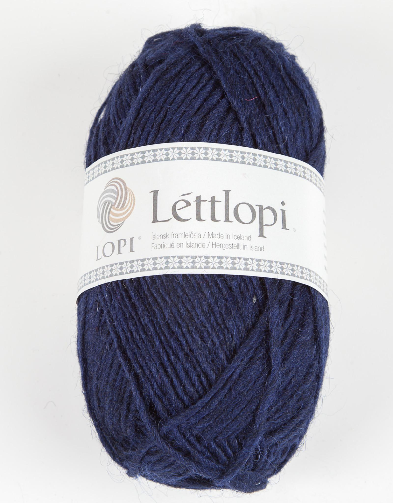 Lettlopi 50g 9420 navy blue