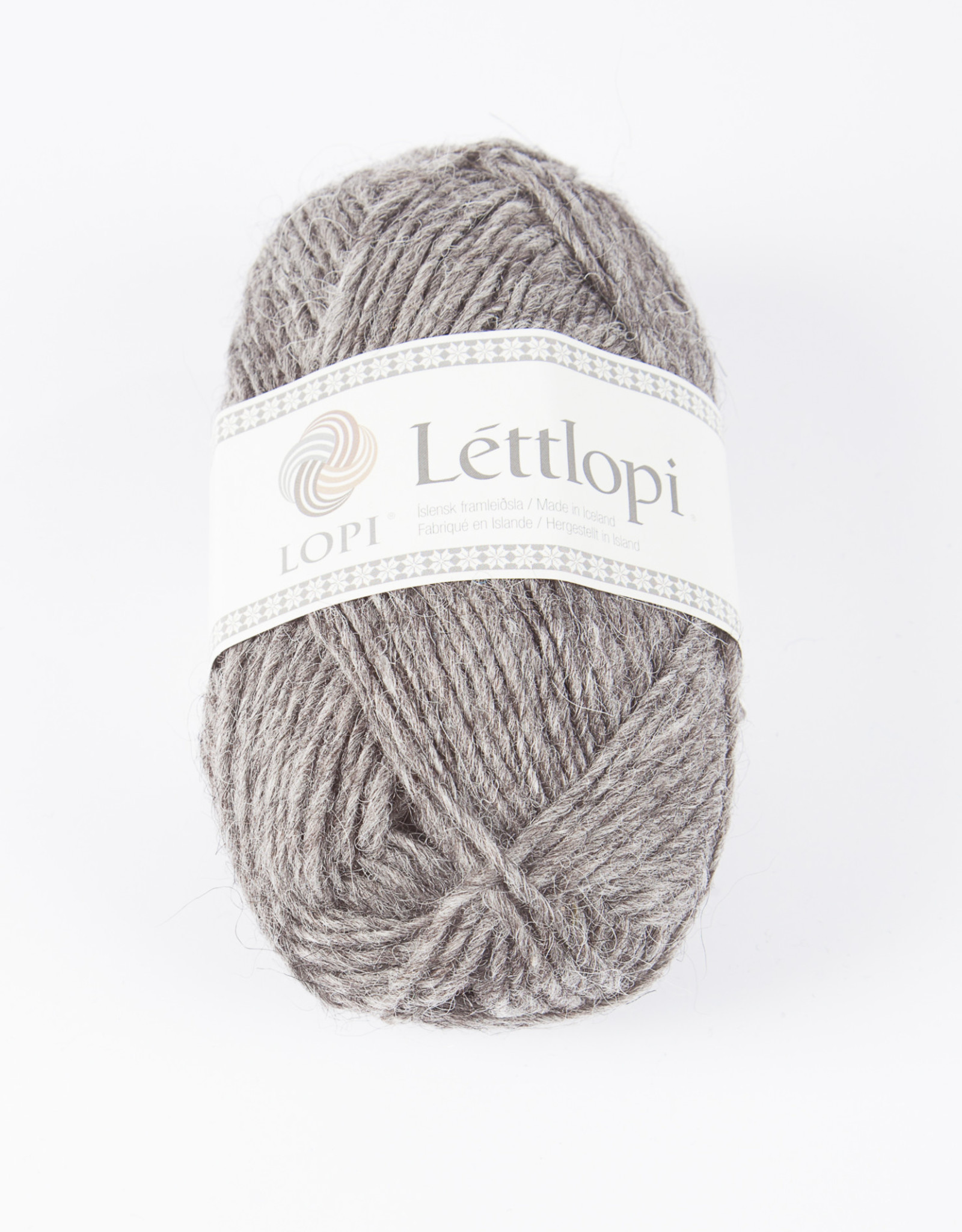 Lettlopi 50g 57 gray heather