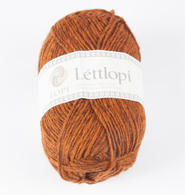 Lettlopi 50g 9427 rust heather