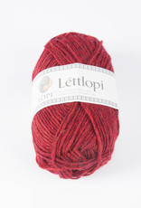 Lettlopi 50g 1409 garnet red heather