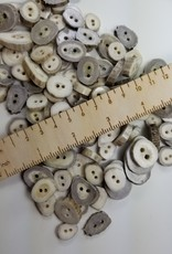 Elk Horn Buttons