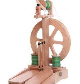 Ashford Kiwi 3 Spinning Wheel Lacquered