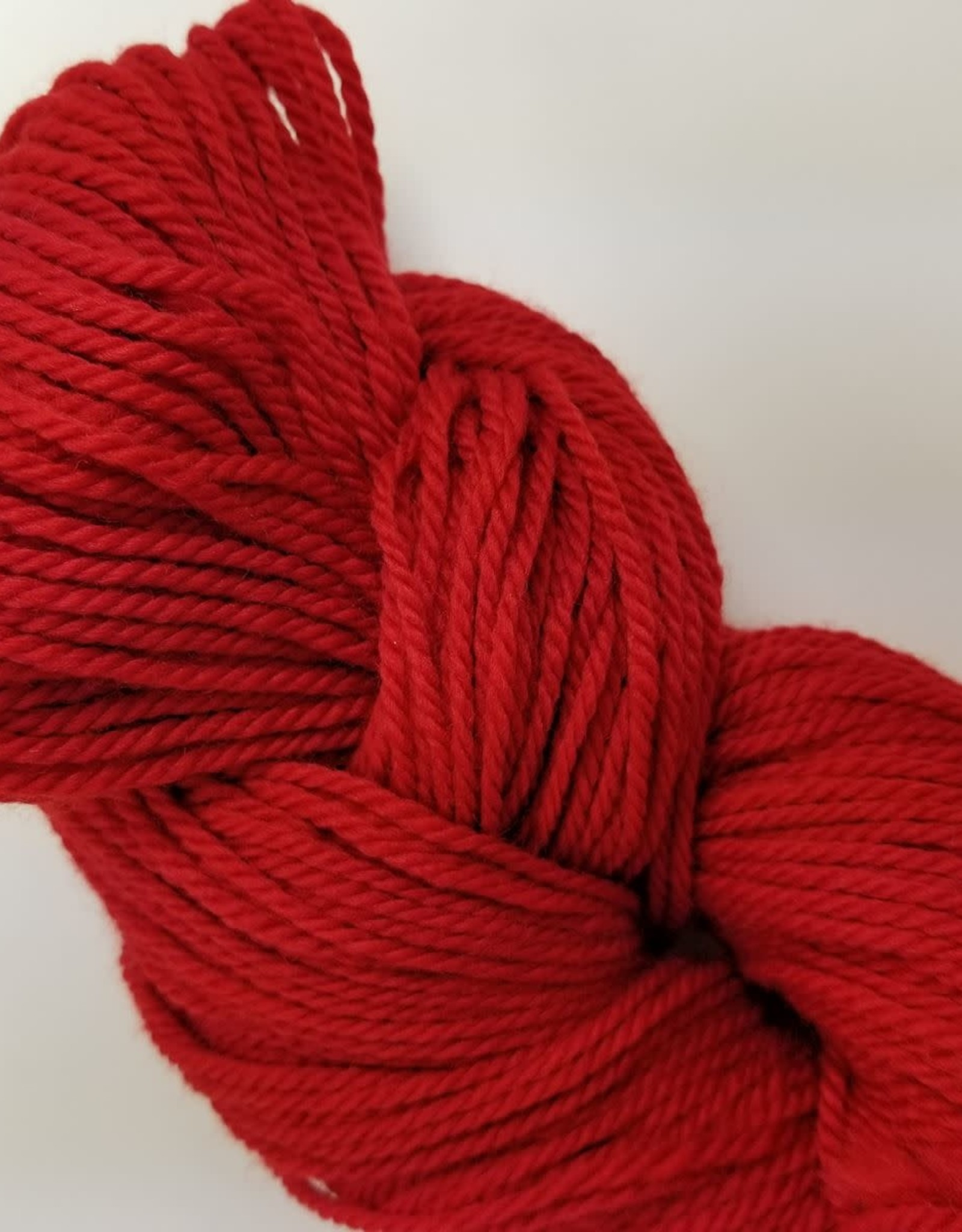 Shepherds Wool Wrstd 4oz 010 christmas red