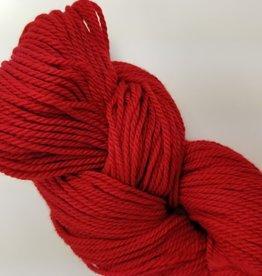 Shepherds Wool Wrstd 4oz 010 christmas red