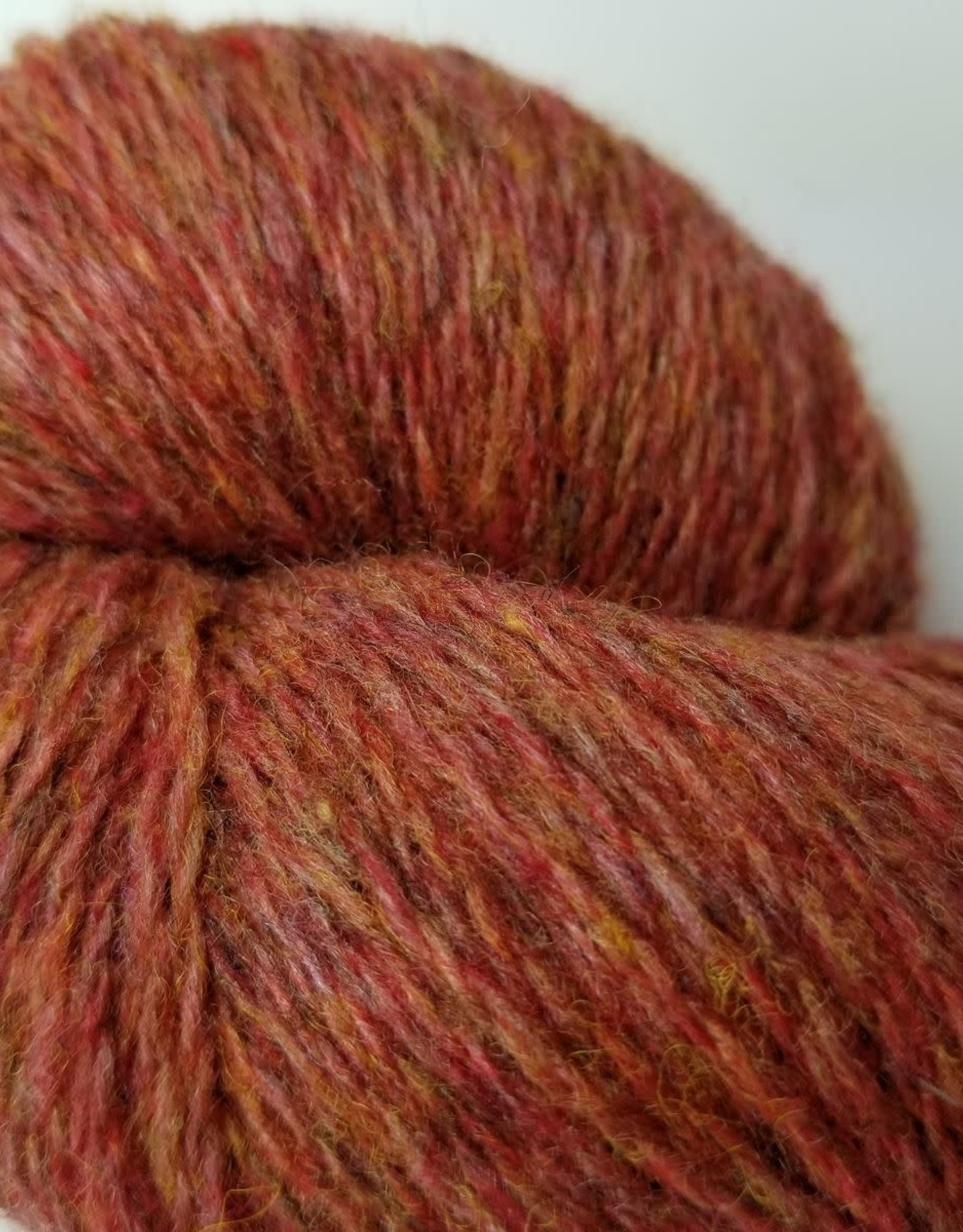 CWM 2-ply Sock 4oz dye with your socks on