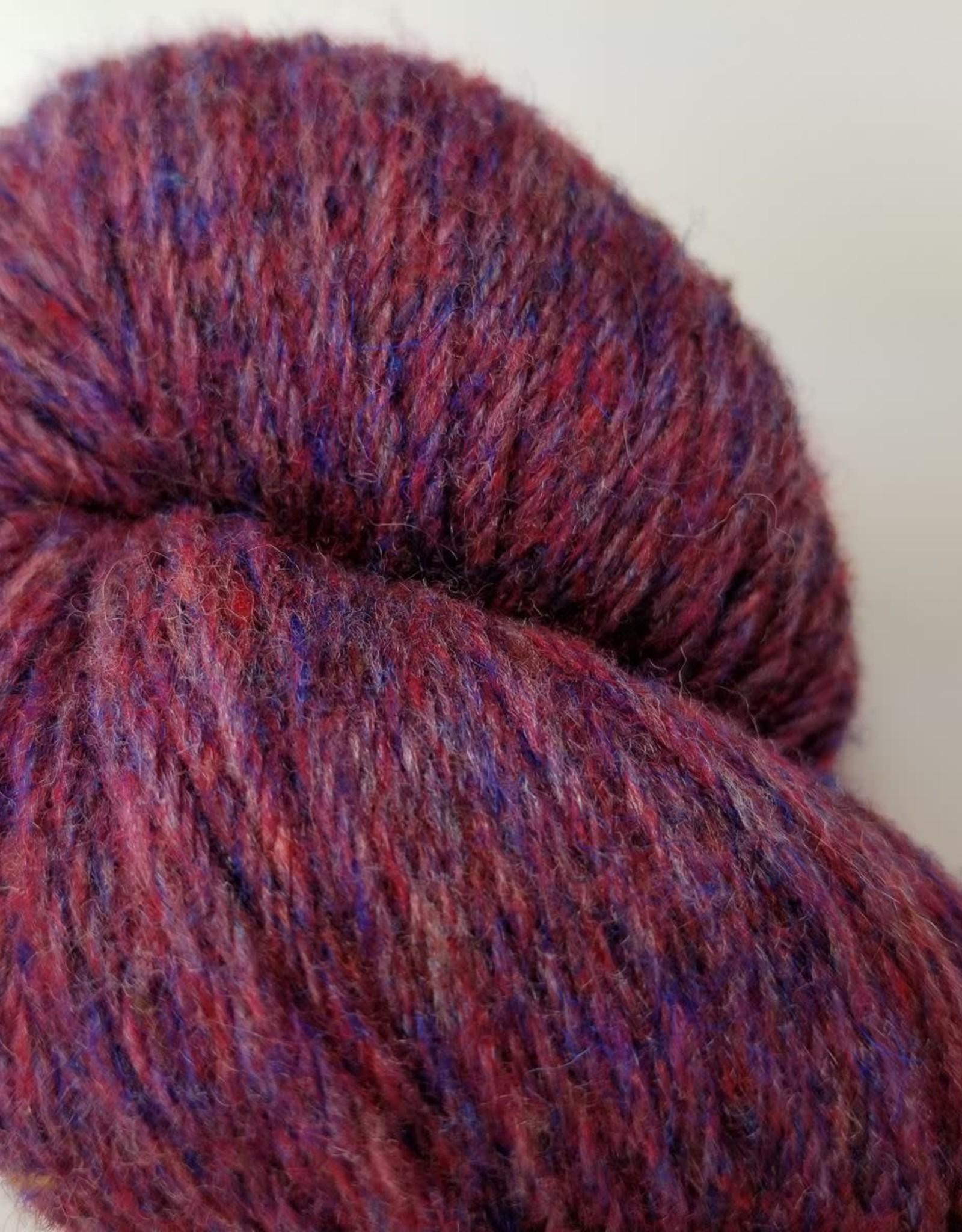 CWM 4-ply Sock 4oz 3 berry pi
