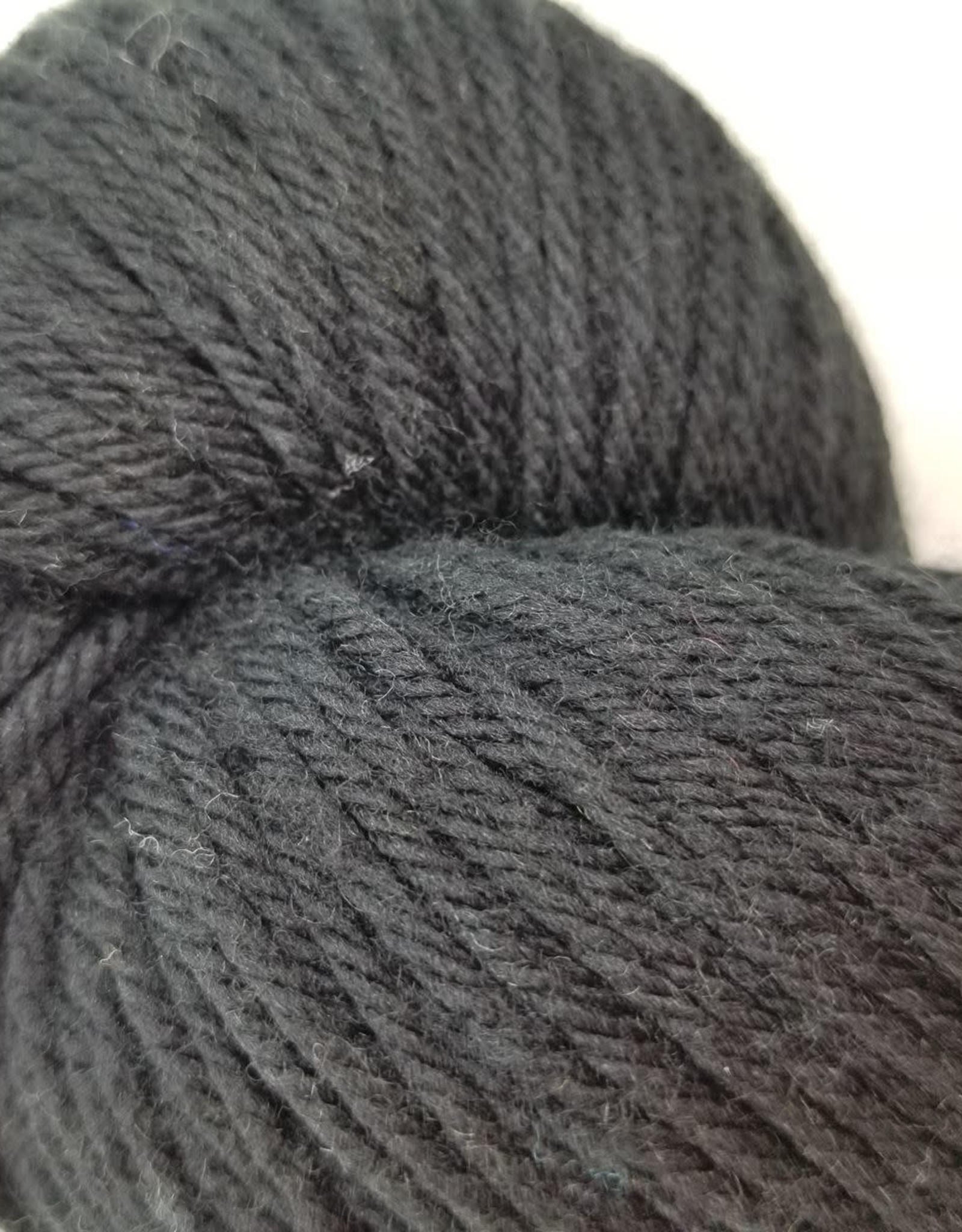 JaggerSpun Super Lamb 4/8 100g  BLACK