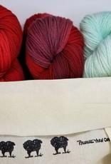 Palouse Yarn Co Soundtrack Sweater Kit in Penna SZ 32-36