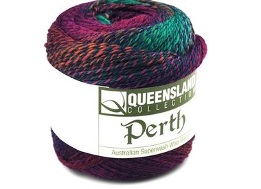 Queensland Perth Gradients