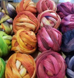 Palouse Yarn Co Hand Dyed Fiber 4 oz