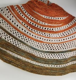 Palouse Yarn Co KIT Seawall Storm Shawl