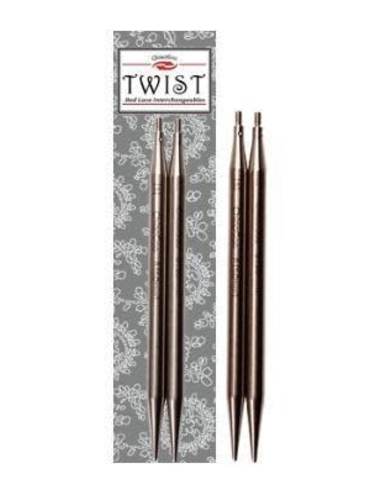 Chiao Goo Interchangeable Tips TWIST (steel)