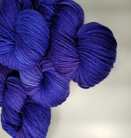 Palouse Yarn Co EasyWash Wstd purple rain