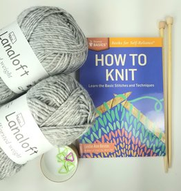KIT Learn To Knit: the basics