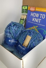 KIT Learn To Knit: The FAST Kit
