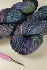 KIT Deluxe Learn To Crochet: Hand Dyed Edition