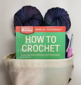 KIT Deluxe Learn To Crochet