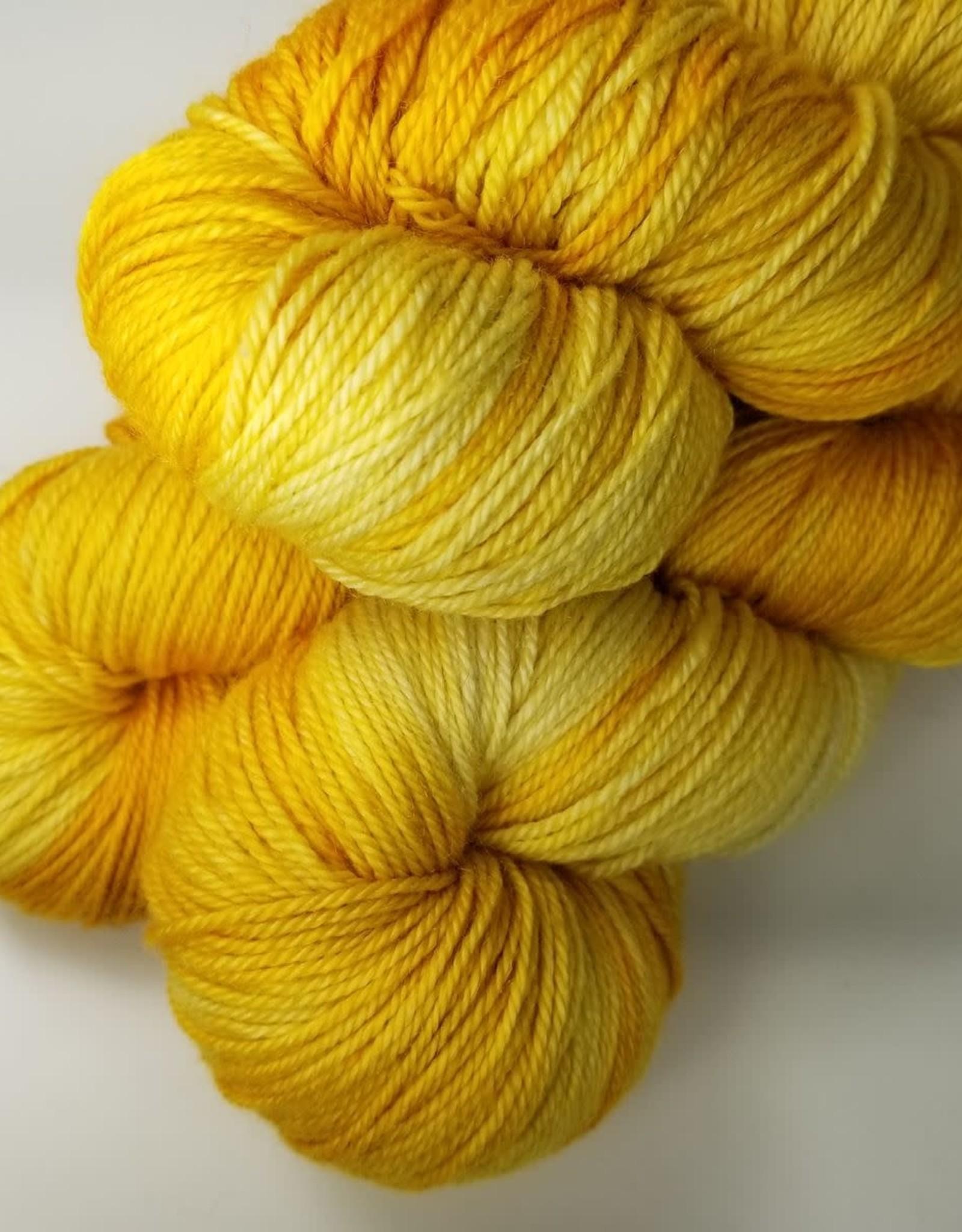 Palouse Yarn Co Cash Squeeze Wild Buttercup