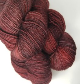 Palouse Yarn Co BFL Sock Scorched Earth