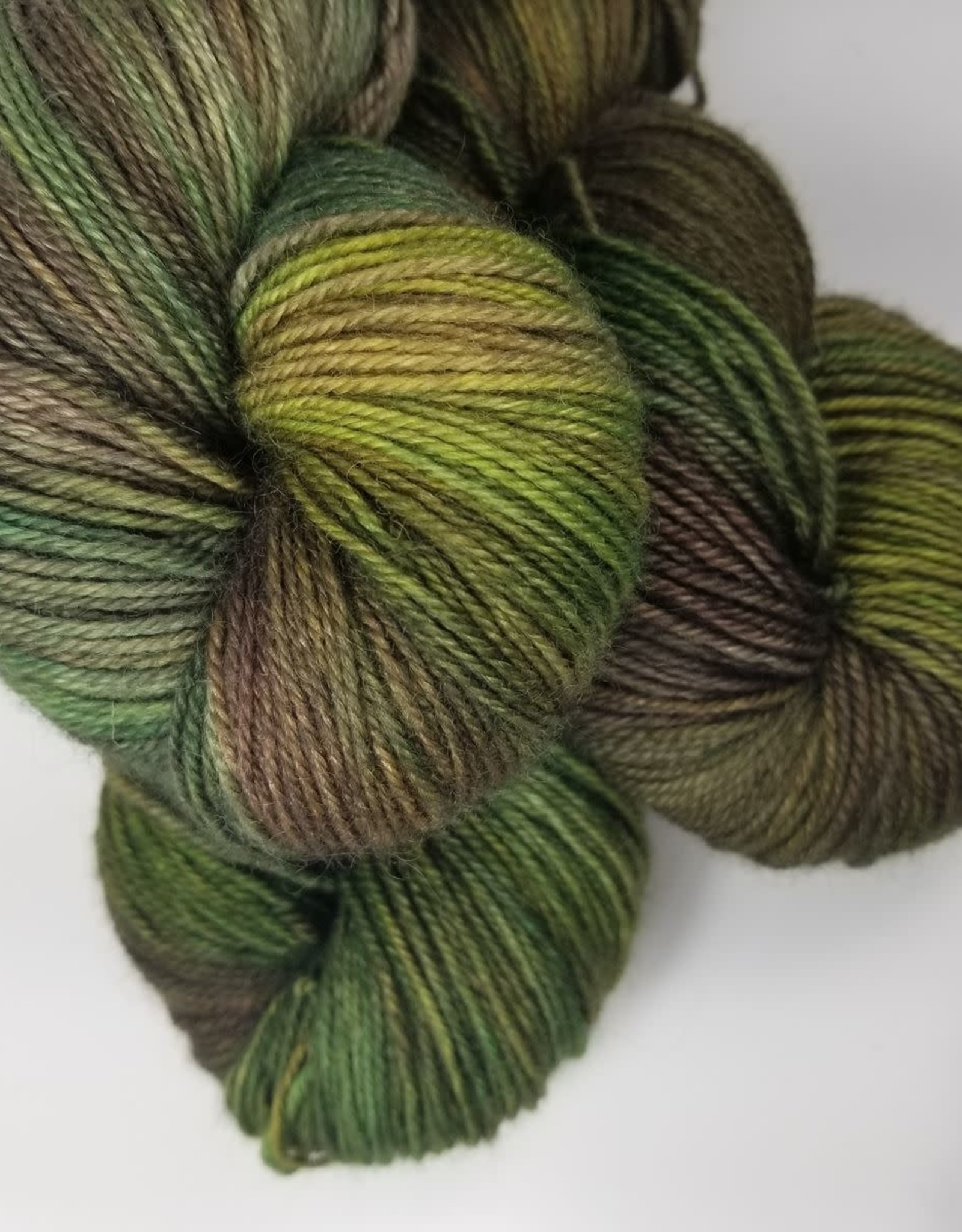 Palouse Yarn Co I Heart BFL Sock Understory