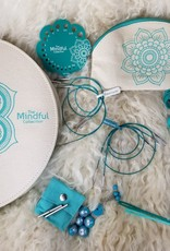 """Knitters Pride Mindful Warmth 4"""" Interchangeable Set sizes 2.5-15"""