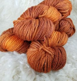 Palouse Yarn Co House Handwash Aran  Kabocha Squash