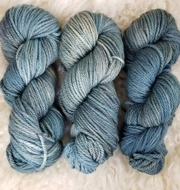 Palouse Yarn Co House Handwash Aran Blue Jade