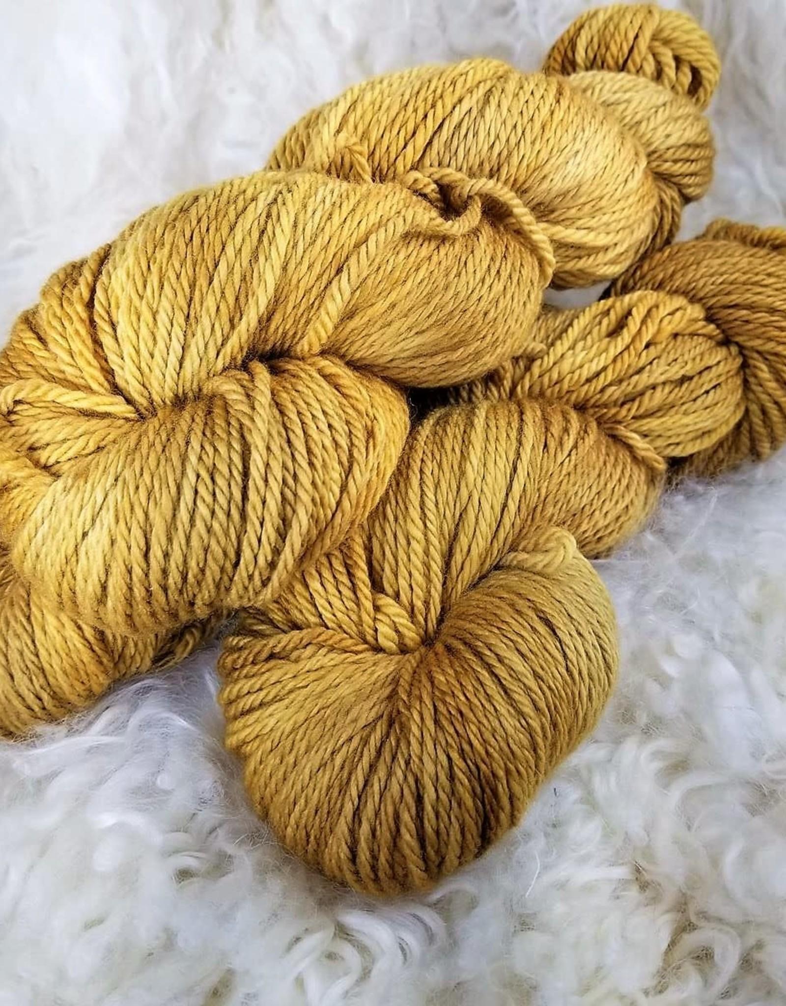 Palouse Yarn Co House Handwash Aran Hazelnut