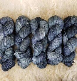 Palouse Yarn Co House EasyWash Worsted Tuesday Blue