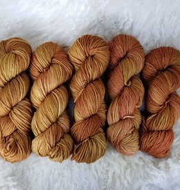 Palouse Yarn Co House EasyWash Wrst Hazelnut