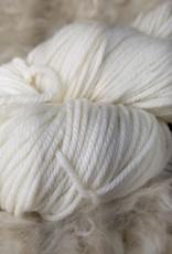 Palouse Yarn Co House EasyWash Worsted White