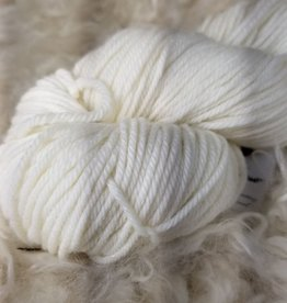 Palouse Yarn Co House EasyWash Wrst White