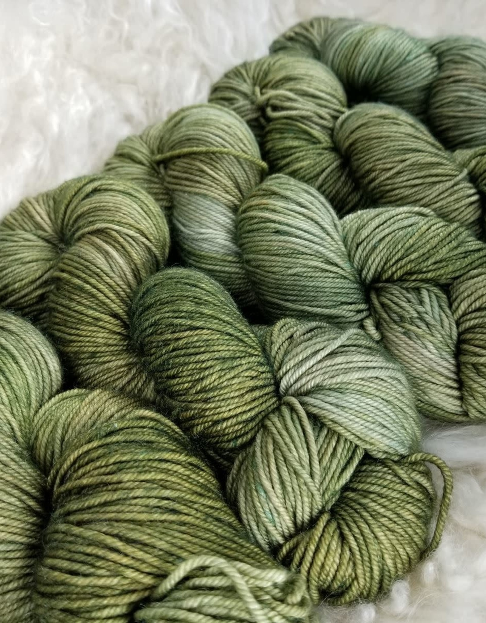 Palouse Yarn Co Sweater Squeeze Dried Sage