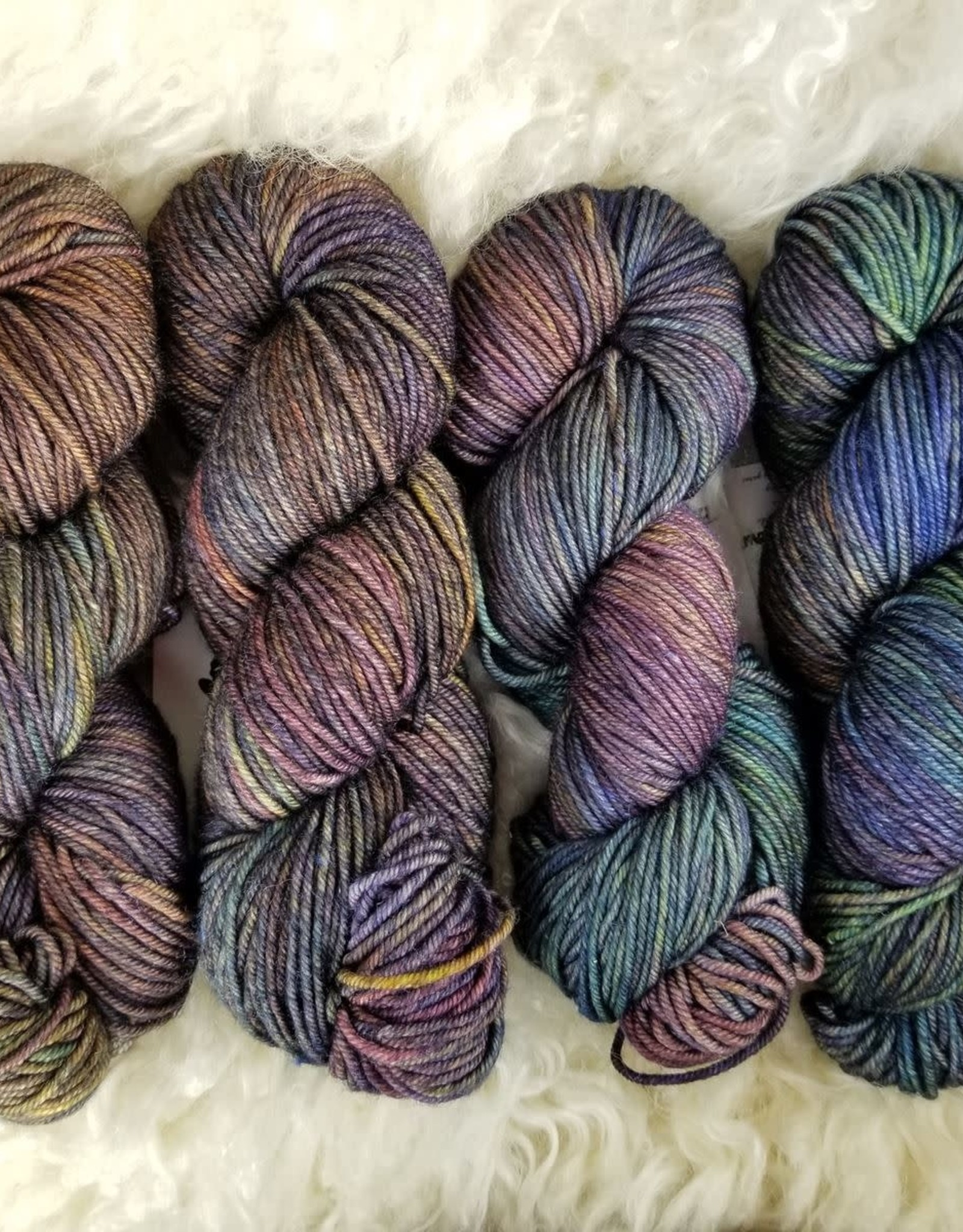 Palouse Yarn Co Sweater Squeeze Iris Patch