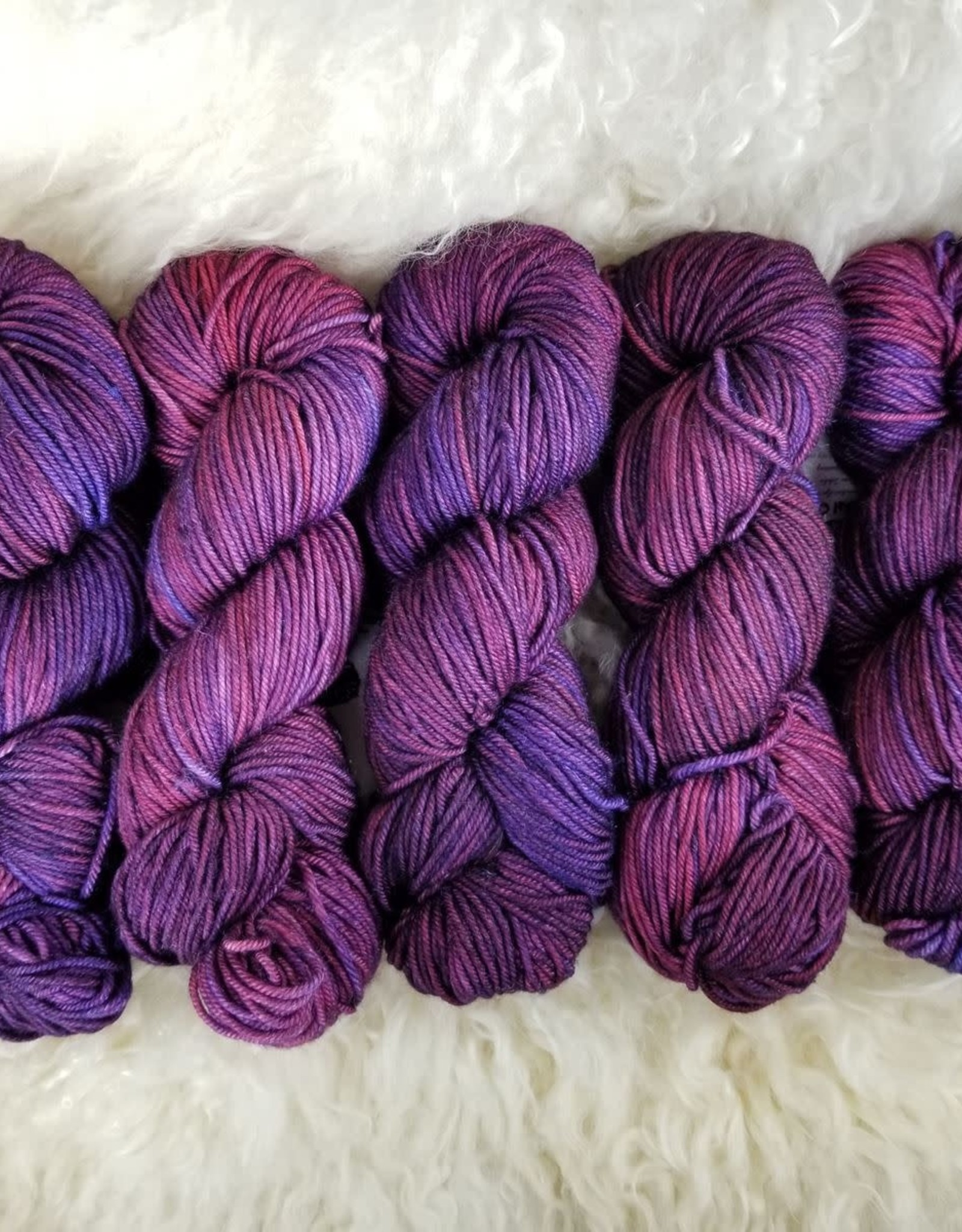 Palouse Yarn Co Sweater Squeeze Pickled Beets
